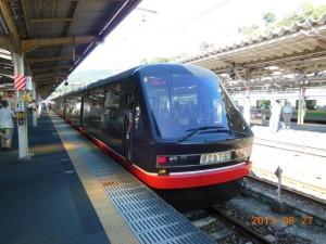 リゾート21黒船電車
